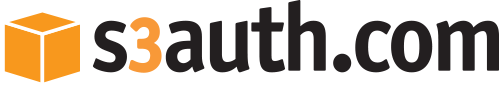 s3auth.com logo